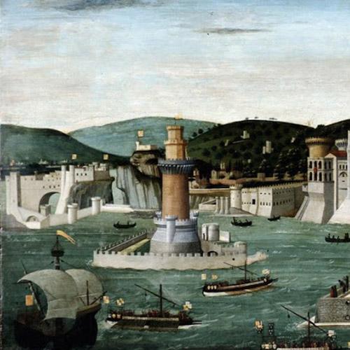 Castel dell Ovo Tavola Strozzi
