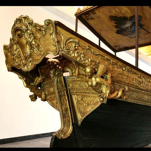 Certosa di San Martino e le sue navi