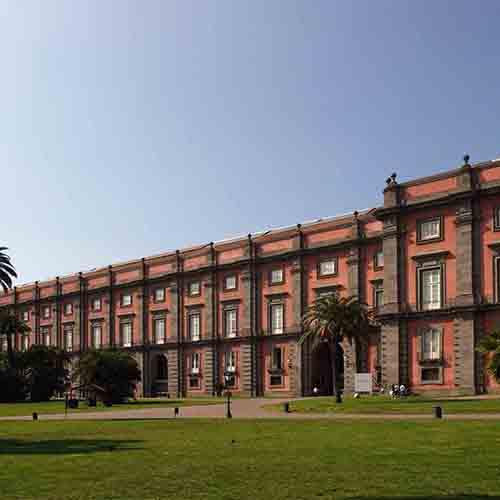 Museo di Capodimonte Napoli il tesoro dei Farnese