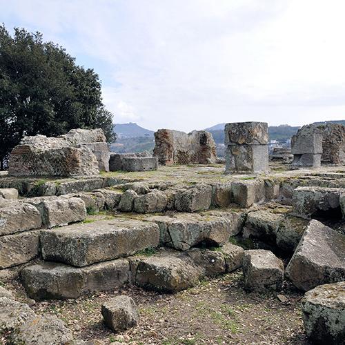 Tempio di Apollo Cuma
