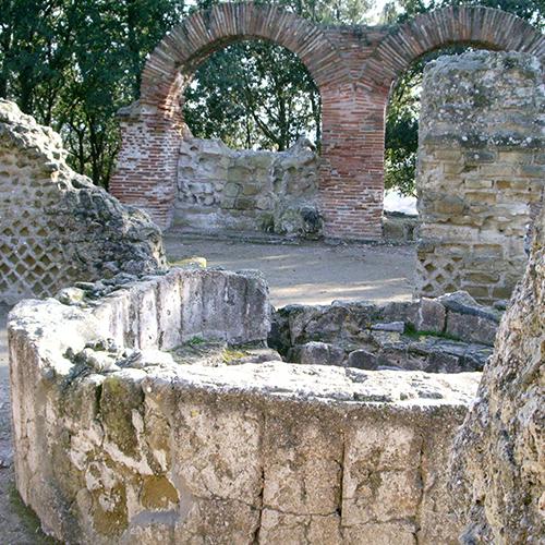 Tempio di Giove Cuma