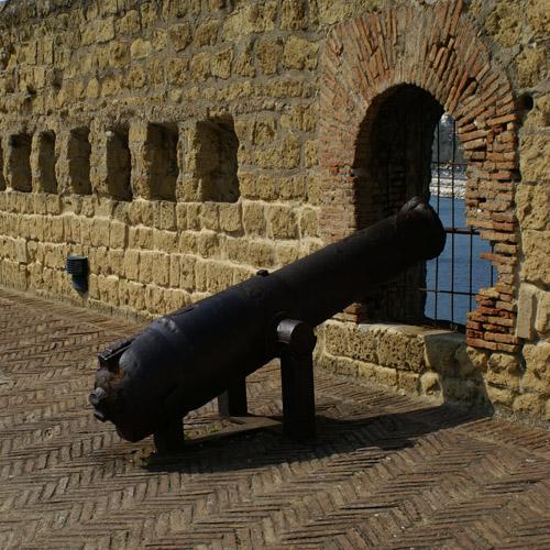 La terrazza di Castel dell Ovo