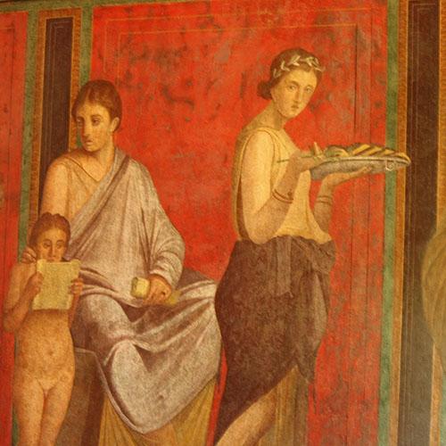 villa dei misteri il culto di dioniso